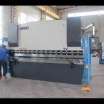 125T lehtmetalli painutusmasin 6mm, hüdrauliline vajutuspidur WC67Y-125T 3200 Hiinas