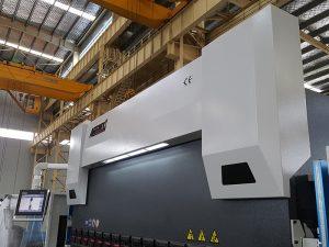 150 tonni piduripedaal 3200 mm cnc 150 tonni hüdrauliline piduripedaal, paindes 8 mm
