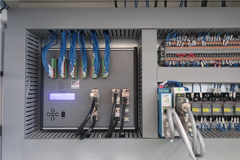 Lazersafe PCSS-seeria Safety PLC