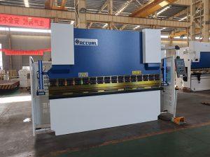 300 tonni hüdrauliline nc vajutuspidurmasin 5M koos CE ohutuse sertifitseerimisega