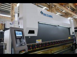 4-teljeline CNC-presspedaalmasin 175ton x 4000mm CNC-mootoriga kroonimine