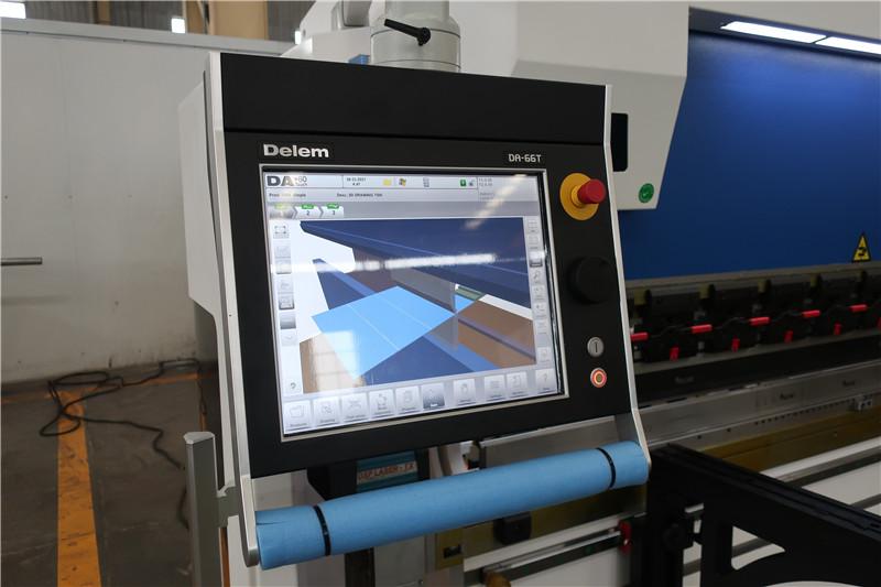 3D CNC süsteem DELEM DA66T