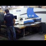 Kõrgekvaliteedilised servo-cnc hüdraulilised tornpumbad pressimismasinad