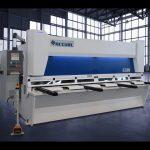 MSH 3206 peamised hüdraulilised giljotiinilõikurid ELGO P40T puutetundliku CNC-süsteemiga