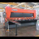 Peamised muutujaga rake CNC hüdrauliliste giljotiinilõikuritega MS8-10x4000mm