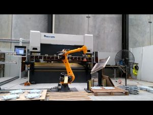 Robotiline CNC-pidurisüsteem robot-paindesüsteemide jaoks