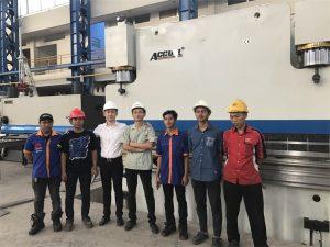 Indoneesia delegatsioon külastas meie tehast