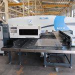 MAX-SF-30T hüdrauliline mulgustamiseks vajutage masinat cnc fanuc süsteemi torni punch masin amada tööriistade masinate tootmine