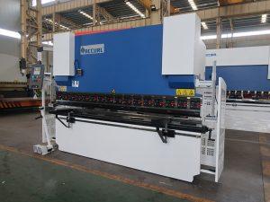 WC67Y hüdraulilise piduri pidur, vasksibussi paindemasin, CNC painutusmasin