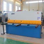 kuulsa kaubamärgi QC12y / K 12X3200 hüdrauliline lõikamismasin hea kvaliteediga