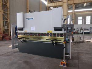 rauast plaadi hüdrauliline lehti pressibaasi hind automaatse terase painutusmasina jaoks