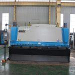 raskeveokite CNC hüdrauliline metallplaadi lõikamine masina hind