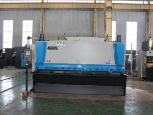 cnc hüdrauliline lõikur masina hind
