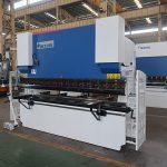 valmistatud Hiina tootja 3 + 1 telje cnc press pidur, hüdrauliline painutamine masin müügiks