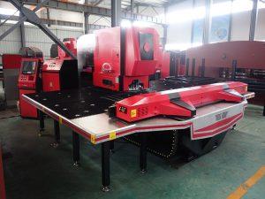 cnc tornpump press