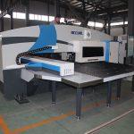 Madala hinnaga CNC turret mulgustamiseks masin, ruudukujuline augu punch Press