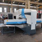 Siemens süsteem cnc torn mulgustamiseks masin, automaat auk mulgustamiseks masin, CNC punch press hinnaga