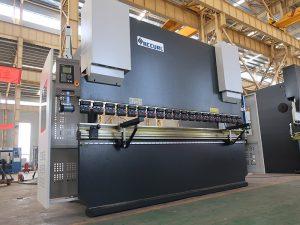 uus stiil estun e21 süsteem piduripedaali manuaal 6mm lehtmetalli painutusmasin