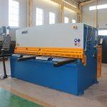 tehasehind QC12Y-6X2500 cnc hüdrauliline kiiktahvli lõikamismasin