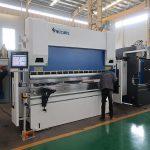 WC67K servo elektriline piduripedaal, hüdrauliline paindemasin, servo-cnc metalli painutamine masin
