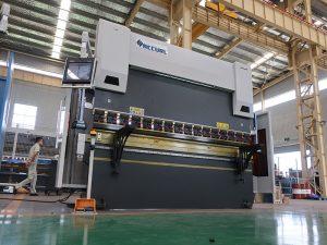 euroopa standard delem DA52 auto hüdrauliline cnc press piduri painutamine masin
