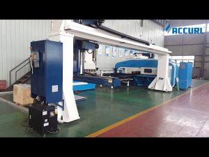 Haagiseklassi 5-teljeline CNC-piduripedaali roboti painutamine / tornpump press