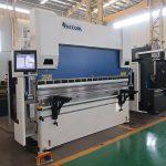 WC67Y-100T / 3200 metalli painutusmasin, hüdrauliline lehtmetalli painutusmasin