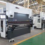 cnc hüdraulilise vajutusega piduri masin hea hind Wc67y-80/2500