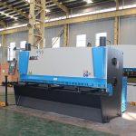 cnc hüdrauliline metallplaadi nihke masin, hüdrauliline lehtmetallist lõiketöömasin, QC12y-4X2500 E21s