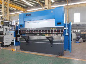 WC67Y 40t / 2000 elektriline lehtmetalli painutusmasin suur presspumbaga masin