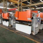 ehitusmaterjal terasplaadimaterjal wc67y 300 ton 5000mm pressi pidur tarnija Hiinas
