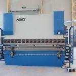 WC67K-400T / 5000 3-liitrise teljega täisnumbrilise piduriga pidur De Rela DA41 süsteemi paindemasin kerge terase jaoks