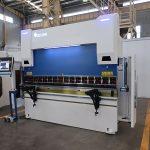 3-teljeline CNC-piduripedaal delem da52s 4-teljeline cnc presspump 125 tonni