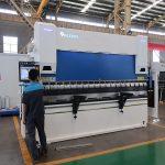 WC67Y seeria täisautomaatne 4-teljeline piduripedaal koos DA52S juhtploki paindemasinaga