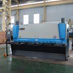 QC11Y hüdrauliline giljotiini nihutamise masin