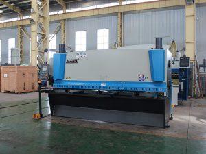 qc12y 4x3200 hüdrauliline lõikamismasin