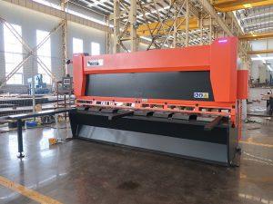 hüdrauliline lõiketöömasin QC12y-6X3200 hüdrauliline lõikemasin hüdrauliline giljotiinilõikur