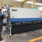 hüdrauliline plaat rauaplaadi nihke masin, NC lehtmetalli lõikamismasin