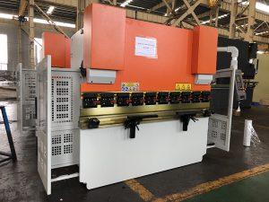 """""""AccurL"""" 40T cnc lehtmetalli piduripedaal, 40-tonnine elektriline CNC-piduri pidur, CNC-hüdrauliline presspump 40 tonni"""