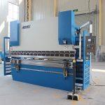 Wc67K 100t Siemens mootori servo painutusmasina lehtmetall CNC hüdrauliline pidur koos Da41 kontrolleriga