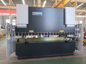 ohutus kasutatav NC piduripedaaliteenus terasest painutamine masin 80T 2500mm WC67K