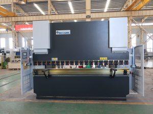plaatide painutusmasin Wc67y 100t 3200 CNC roostevabast terasest hüdrauliline piduri pidur