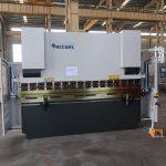 ESTUN E21 Laialdaselt eksporditud WC67K 160T / 3200 terasplaadi painutamine masin vajutage pidurite hind 3 meetrit painutusmasin